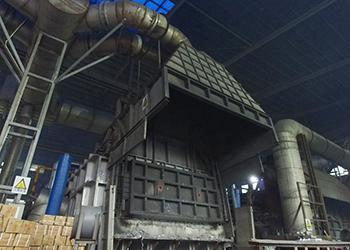 Tilting Melting and Holding Furnace